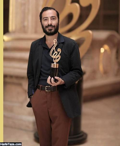 نوید محمدزاده بهترین بازیگر مرد در سرخپوست