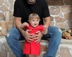 جشن تولد سه سالگی دختر سام درخشانی + تصاویر خانوادگی