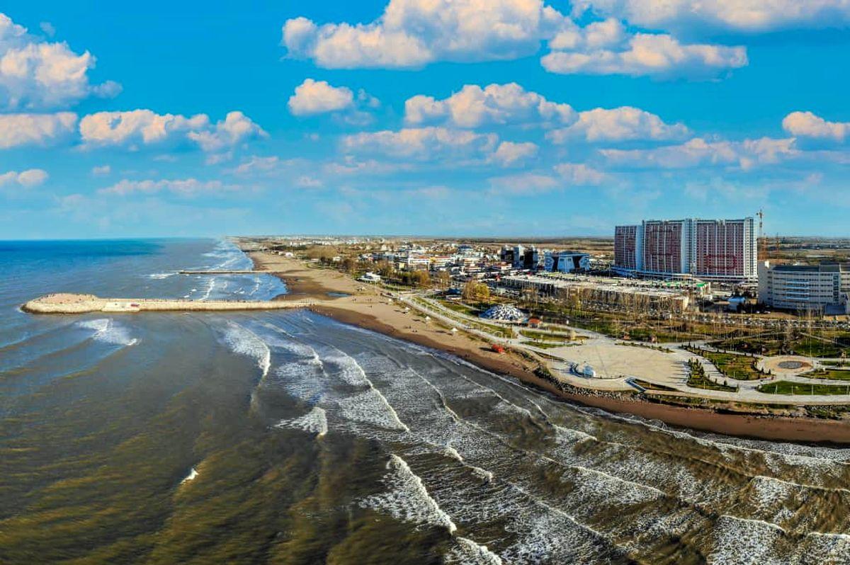 منطقه آزاد انزلی کانون گردشگری دریایی در شمال کشور