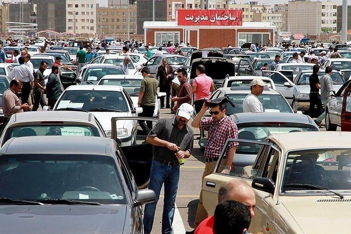 قیمت روز خودروهای سایپا و ایران خودرو؛ الاکلنگ قیمتها در بازار