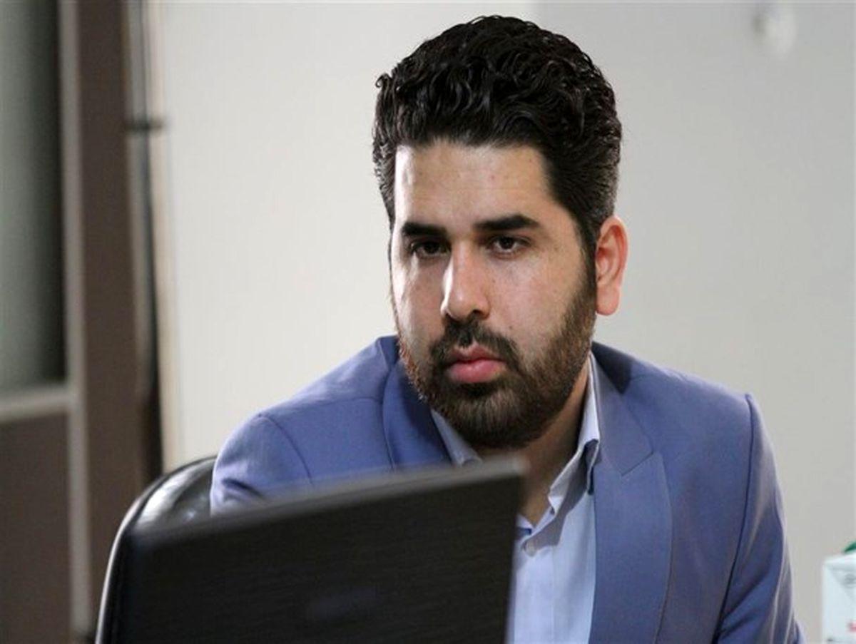 مخترع ایرانی عابر بانک ضدکرونا ساخت + عکس