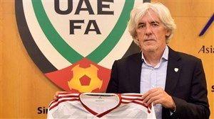 رسمی؛ یووانوویچ سرمربی تیم ملی امارات شد