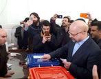 قالیباف در اسلامشهر رای داد
