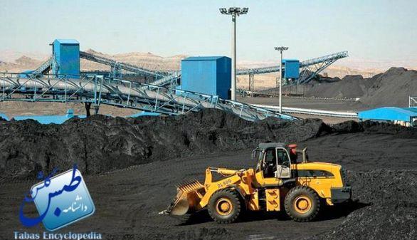 برنامه تولید 600 هزار تن کنسانتره زغال سنگ طبس طی امسال