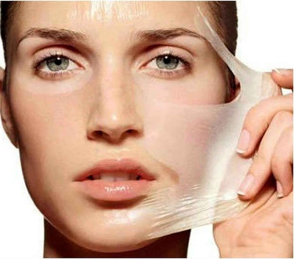 پوست های چربمان را چگونه پاکسازی کنیم ؟