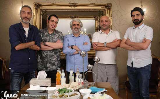فصل هفتم «شام ایرانی» کلید خورد