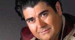 سالار عقیلی خواننده معروف عزادار شد + عکس