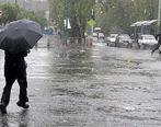 سه استان کشور در معرض بارش شدید باران