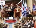 «نشان عالی مدیر سال» در دستان بانک صادرات ایران