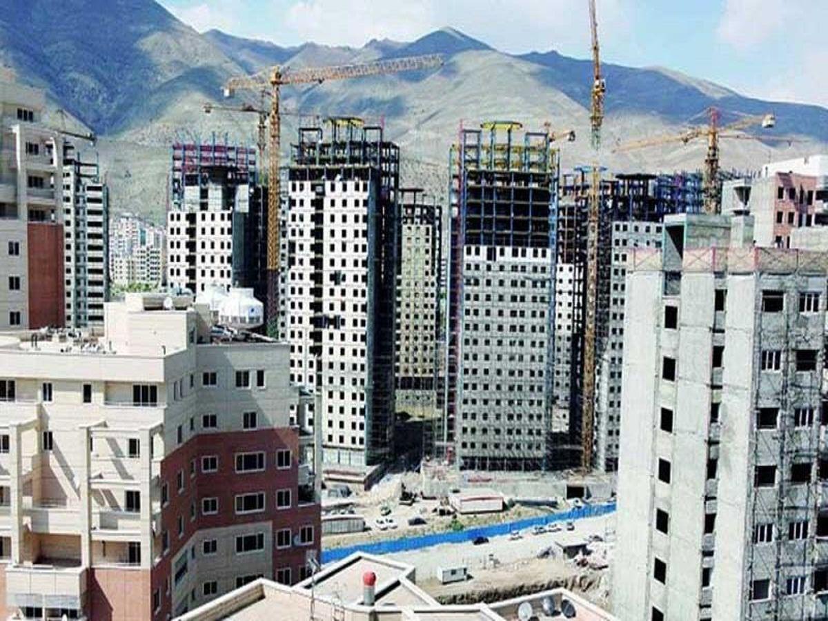 رشد صدور پروانه ساختمانی در کشور