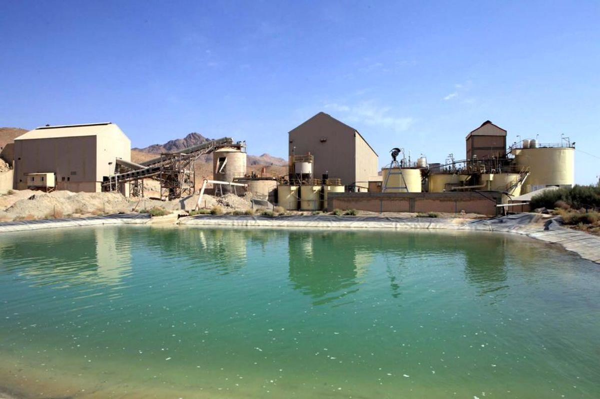 آغاز بهره برداری از معدن طلای دره اشکی تا پایان امسال