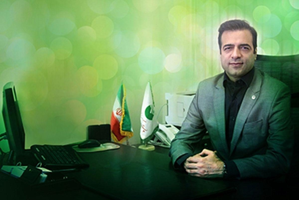 فرهاد بهمنی به عنوان عضو جدید هیأت مدیره پست بانک ایران معرفی شد