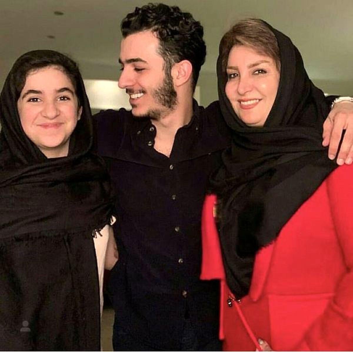 شباهت باورنکردنی علی شادمان به خواهر کوچکش + عکس