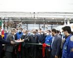 خط تولید گیربکس ششسرعته ایرانخودرو به بهرهبرداری رسید