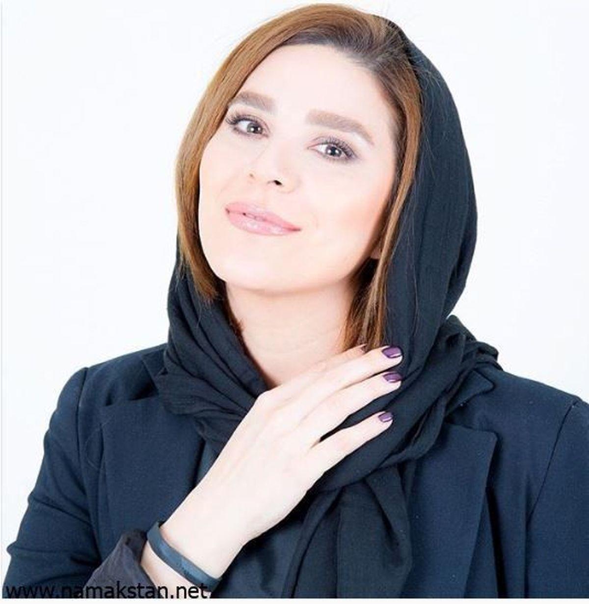 سلفی همسر همایون شجریان و رعنا آزادی ور | عکسهای سحر دولتشاهی