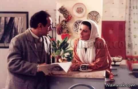 پرویز پرستویی و لیلا حاتمی