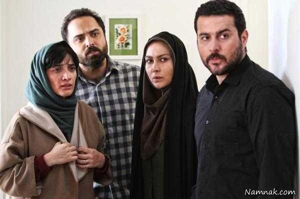 مینا ساداتی ، آنا نعمتی و محسن کیایی
