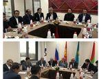 افزایش همکاری های تجاری گمرک ایران با اتحادیه اوراسیا