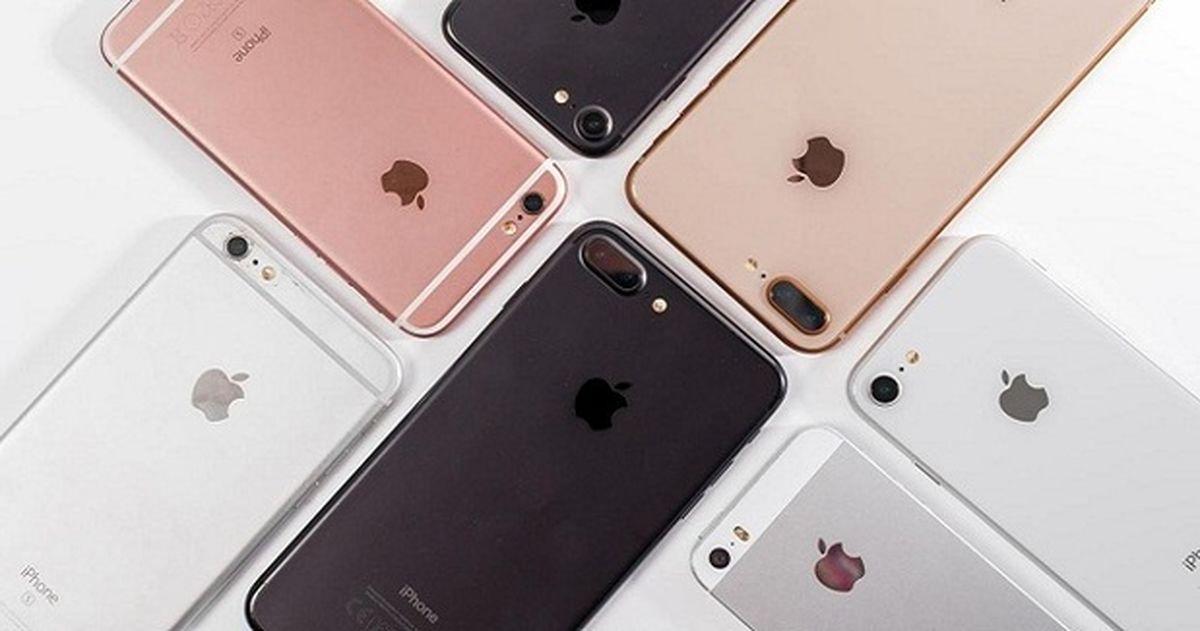 قیمت روز گوشی های اپل شنبه 25 اردیبهشت + جدول