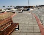 آغاز عملیات گسترده زیباسازی فضاهای روستا و کمپ پارک لافت