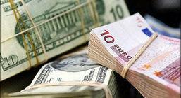 جدیدترین نرخ معاملات دلار و یورو