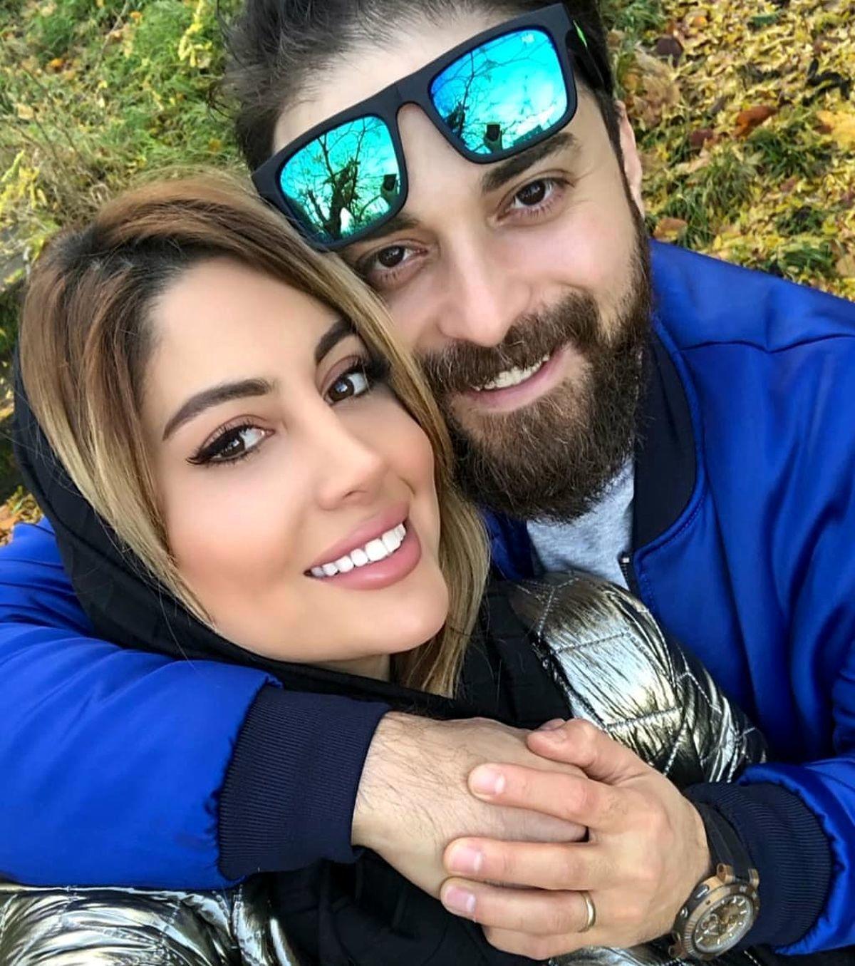 عمل زیبایی همسر بابک جهانبخش لو رفت + عکس
