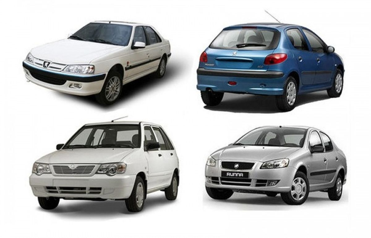 قیمت جدید خودروها   سقوط ازاد قیمت خودرو
