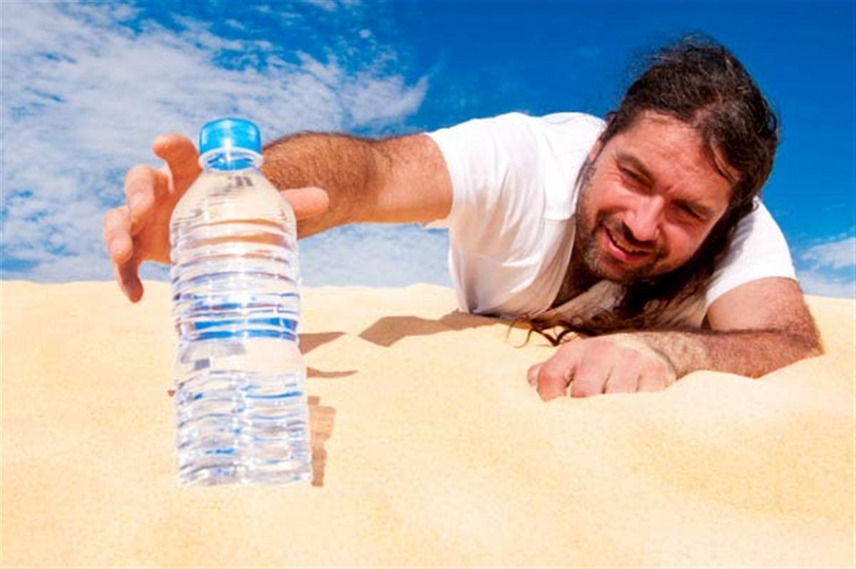 بدون آب و غذا، چقدر زنده می مانید؟ + تصاویر