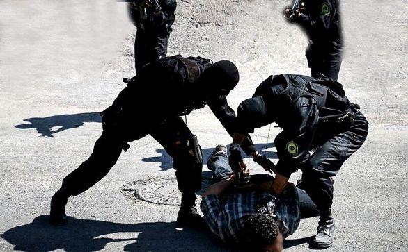 ماجرای گروگانگیری و بمب گذاری در تهران + تصاویر