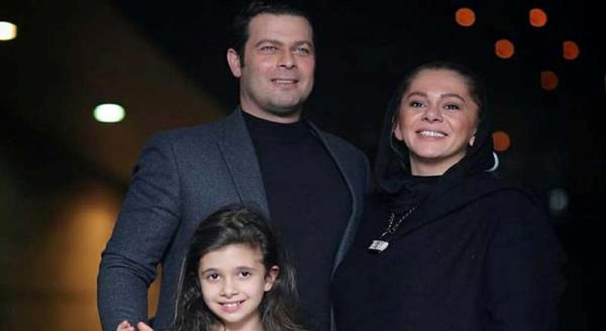 پژمان بازغی و همسرش + بیوگرفی و تصاویر جدید