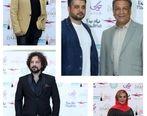 تصاویر هنرمندان در جشن حافظ 98