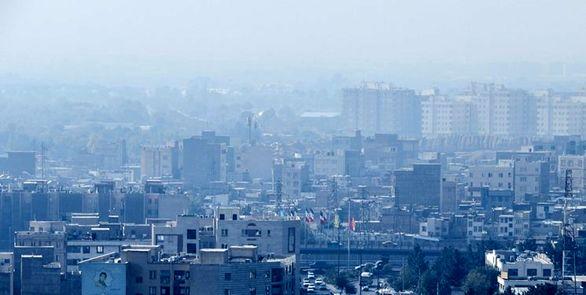 آلودگی به تهران باز میگردد/ هوا سردتر میشود