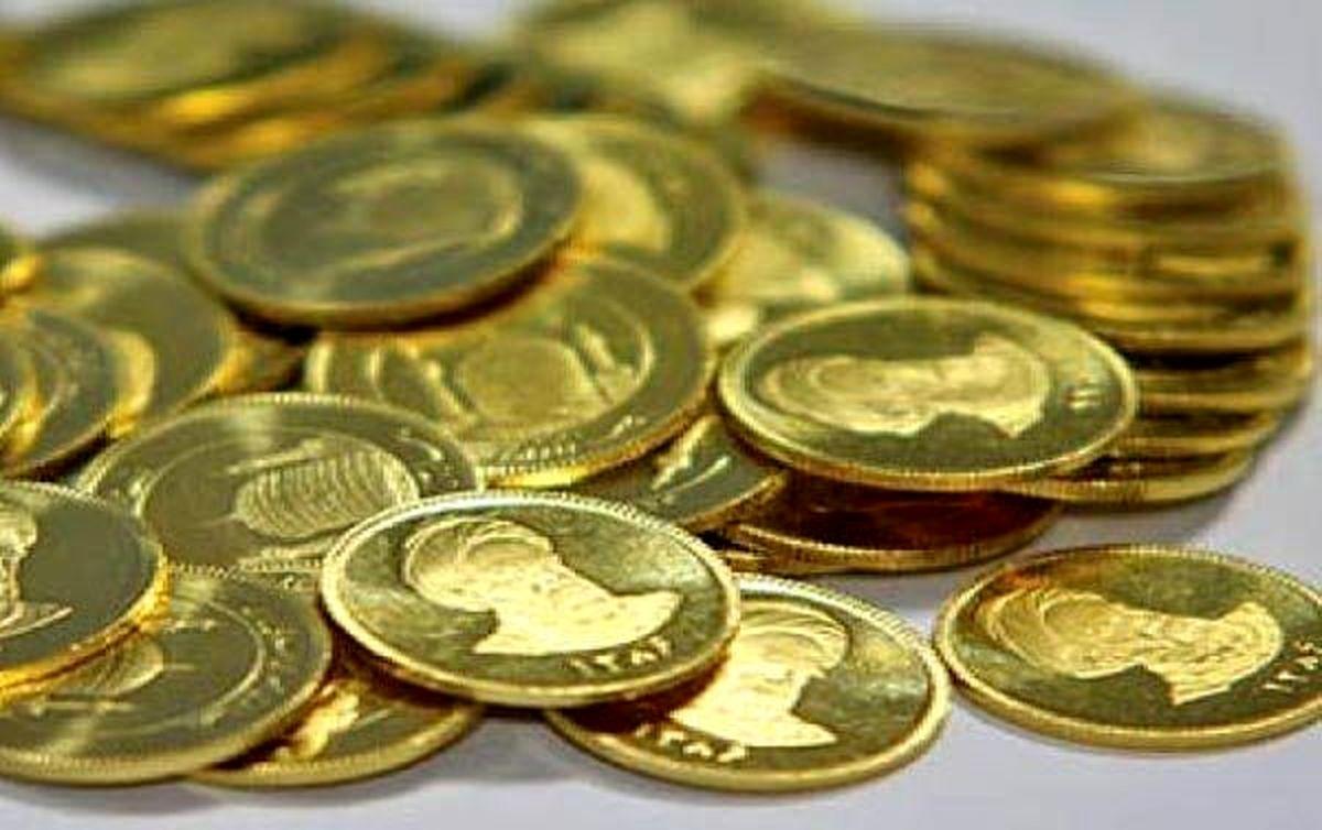 سکه گران شد   یکشنبه 5 مرداد