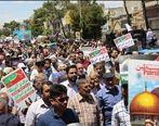 راهپیمایی روز قدس در شهرهایی با وضعیت سفید برگزار می شود