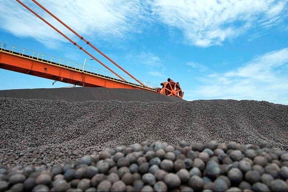 گندله سازی مجتمع سنگان مسیر جهش تولید فولاد را هموار کرد