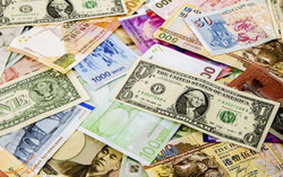 نرخ ارز بین بانکی در 30 فروردین