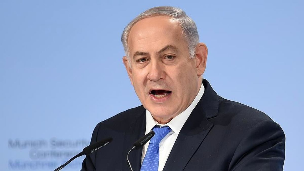 واکنش نتانیاهو به پاسخ موشکی ایران به آمریکا