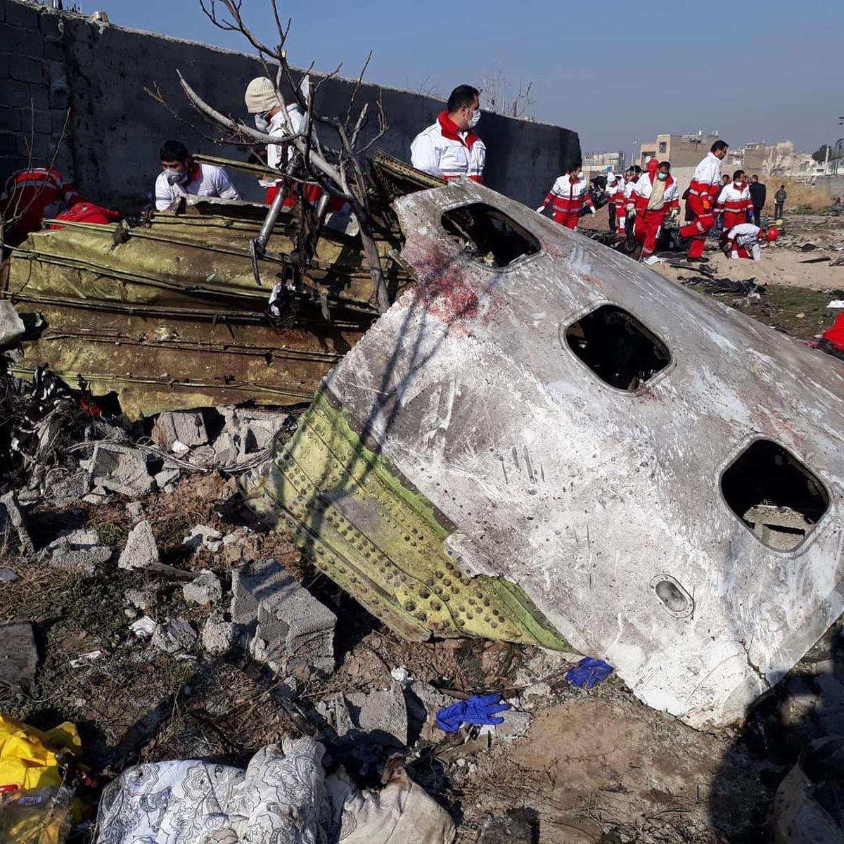 پرداخت خسارت به بازماندگان هواپیمای اکراینی+جزییات