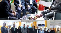 تاکید دکترشیری مدیرعامل پست بانک ایران بر معرفی هدفمند اقدامات بانک در نمایشگاه ها