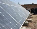 ۵۲۰ واحد نیروگاه خورشیدی مددجویان کمیته امداد کرمان افتتاح شد