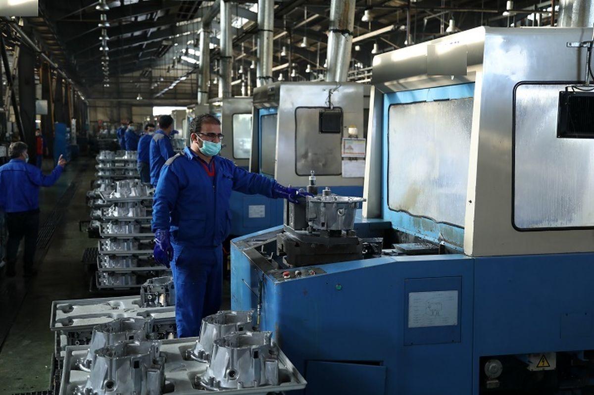 صرفه جویی ارزی 87 میلیون یورویی با تولید گیربکس شش سرعته درکشور
