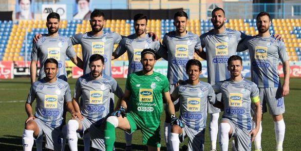 استقلال همچنان بهترین تیم لیگ برتر+عکس