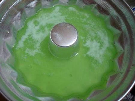 درست کردن ژله رنگین کمان, ژله های مخصوص ژله رنگین کمان