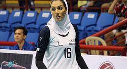 بیوگرافی فرنوش شیخی والیبالیست ایرانی + تصاویر