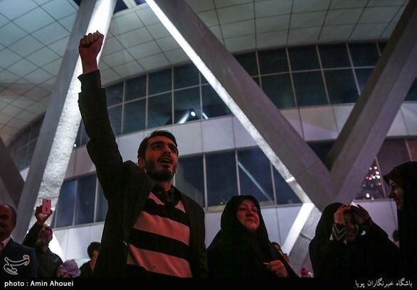 طنین بانگ تکبیر ملت بزرگ ایران ساعت ۱۸ امشب در سراسر کشور