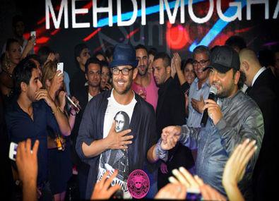 عکس های لو رفته و جنجالی از محمدرضا گلزار در پارتی شبانه + تصاویر
