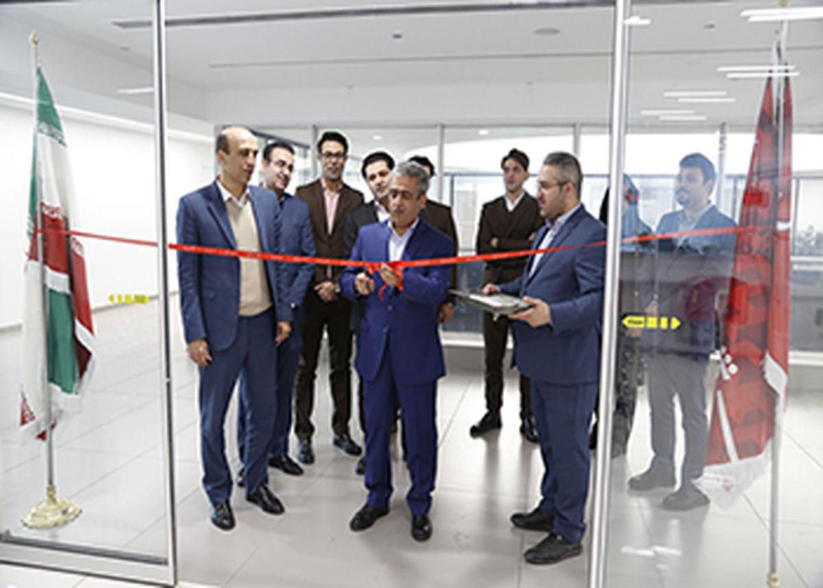 آغاز بکار باجه بورس بانک شهر در ساختمان بورس اوراق بهادار تهران