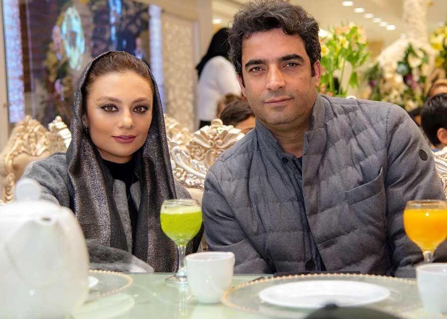میز شام لاکچری یکتا ناصر و همسر میلیاردرش + عکس