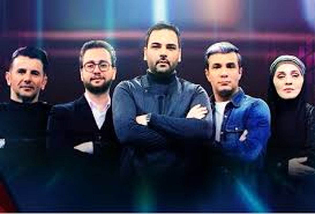 عصبانیت شدید امین حیایی از احسان علیخانی جنجال ساز شد + فیلم