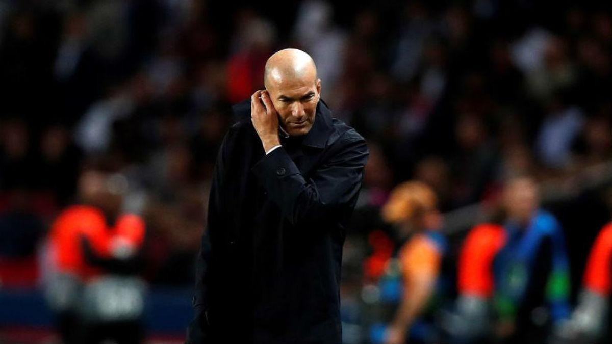 مورینیو جانشین زیدان در رئال مادرید